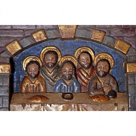 Romanesque Lord's Supper